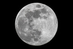 Full Moon (ericdsharp) Tags: craters moon space full astrophotography lunar