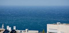 Balcony - Strong Easterly Wind (david55king) Tags: israel ישראל david55king haifa haruvstreet sea mediterraneansea חיפה רחובחרוב ים יםהתיכון