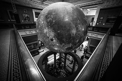 Jerram's moon 4 (explored) (Chilanga Cement) Tags: moon harrismuseum harrispreston jerramsmoon lukejerram preston museum lancashire nikon nik nikond850 d850 wide wideangle indoors availablelight