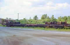 Rock Island 20644 (Chuck Zeiler63) Tags: crip rockisland railroad flatcar flat car freight blueisland train chuckzeiler chz