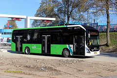 CRM2451  38-BLZ-3 Arriva 4801 (Fransang) Tags: 38blz3 arriva volvo 7900lh electric