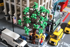 Tree Prototype (sponki25) Tags: tree green nature leaves lego legonyc newyork moc city