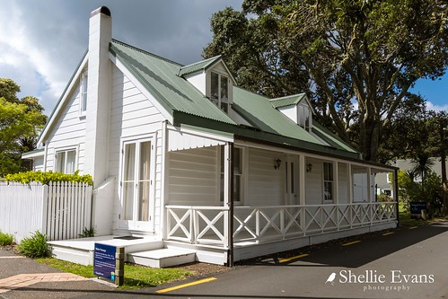 Russell's Historic Main Street, Bay of Islands