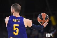 DSC_0295 (VAVEL España (www.vavel.com)) Tags: fcb barcelona barça basket baloncesto canasta palau blaugrana euroliga granca amarillo azulgrana canarias culé