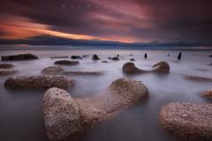 Double U (Stu Patterson) Tags: stu patterson sunrise seascape seaham durham