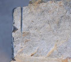 DSC_1325 (jgdav) Tags: ancient quartz pigment unexplained rock image blue pictograph petroglyph macro america