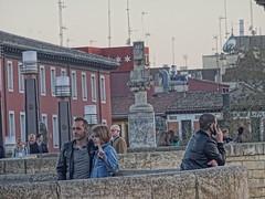 Atardecer 24 marzo 2019 Puente Piedra Zaragoza (ZaragozaMeteo) Tags: zaragoza atardecer sunset el pilar aragón españa
