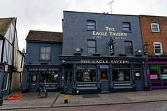 Rochester, Eagle Tavern (2019) (Dayoff171) Tags: gbg greatbritain boozers england europe unitedkingdom publichouses pubs kent rochester gbg2013 medway eagletavern me11jt