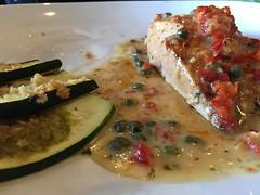 Foodie Art2019 (Mr. Happy Face - Peace :)) Tags: food foodieart art2019 macromondays hmm closeup macro art stilllife salmon veggies