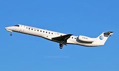G-RJXI - Embraer ERJ-145EP - STN (Seán Noel O'Connell) Tags: flybmi grjxi embraer erj145ep e145 bmiregional stanstedairport stn egss ldy egae bm1508 bmr85fp aviation avgeek aviationphotography planespotting