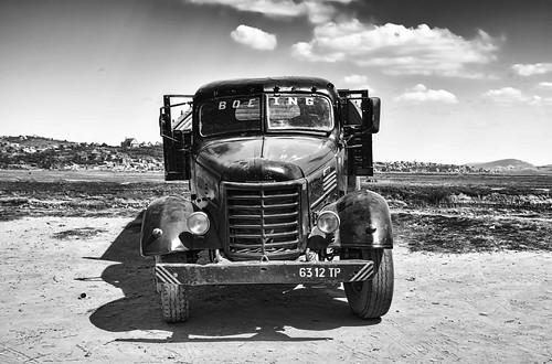 Antananarivo Truck