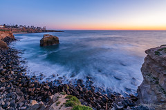 More Violent Than This Suggests (dan@propeakphotography.com) Tags: america blue blueskies bluesky bluff buildings california cliff coast colors famousplace green island landscape longexposure mist northamerica orange pacificocean pacificsunset pink places pointloma rocks sandiego sunset sunsetcliffs touristattraction traveldestination travelandtourism usa unitedstates water waves yellow 250faves pinnaclephotography