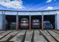 Thüringen-2017_002_s (BabelsbergersFotos) Tags: eisenbahnmuseum arnstadt thüringen eisenbahn betriebswerk bw urlaubthüringeneisenbahn