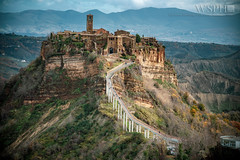 【義大利】天空之城 Civita di Bagnoregio (undies(Sean Huang)) Tags: 義大利 天空之城 civitadibagnoregio