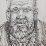 Face 72:100 #pencil #drawing thumbnail
