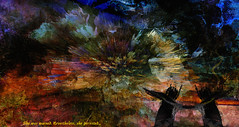she persisted... (Mark Noack) Tags: light color photoshop layer layering surreal expressionism abstract futurist abstraction awardtree shockofthenew