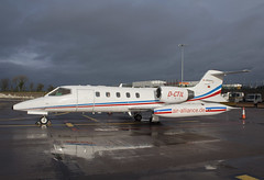 D-CTIL Learjet 35A Air Alliance Express (corkspotter / Paul Daly) Tags: mcd air medical fleet ltd learjet 35a cn 35671 ork eick cork vehicle car outdoor dctil lj35 l2j 3cf307 ayy alliance express gmbh 1992 201602 gjmed aircraft airplane jet