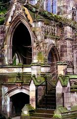 "Cincinnati - Spring Grove Cemetery & Arboretum ""Dexter Mausoleum - Arches & Archways"" (David Paul Ohmer) Tags: cincinnati ohio spring grove cemetery arboretum dexter mausoleum arches archways"
