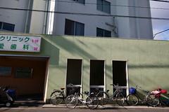 20190107_RX_02122 (NAMARA EXPRESS) Tags: street hospital building bicycle vehicle winter daytime fine outdoor color toyonaka osaka japan sony rx0 dscrx0 carlzeiss tessar t 477 namaraexp