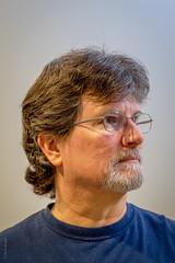 Self Portrait (Wade Brooks) Tags: 2019 beard jan selfportrait