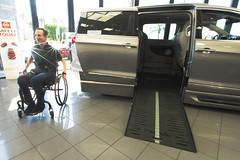 Aldo Palmetto Nissan-12 (fiu) Tags: miami fiu mbr aldo nissan van wheelchair quadriplegic engineering collegeofengineering vincerives