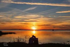 Sunset over Lake Washington (Michael Seeley) Tags: florida lakewashington melbourne michaelseeley mikeseeley