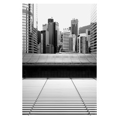 City Contours (Ian Smith (Studio72)) Tags: rx100 sonyrx100 sony hongkong hk central ifc city cityscape urban buildings patterns contours bw bnw nb blackandwhite mono monochrome studio72