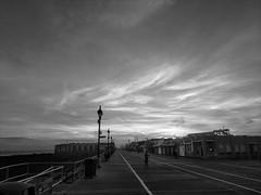 oc3a (daily observer) Tags: oceancitynj jerseyshore newjersey oceancityboardwalk boardwalk dusk twilight offseason