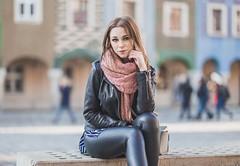 Magda (Vagelis Pikoulas) Tags: portrait woman women girl girls canon 6d sigma art 85mm bokeh poland poznan europe 2019 winter january