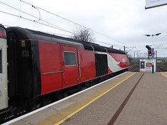 43315 at Berwick-upon-Tweed (13/2/19) (*ECMLexpress*) Tags: lner london north eastern railway hst intercity 125 43208 43315 berwick upon tweed ecml