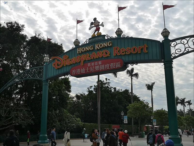 香港迪士尼樂園攻略