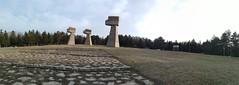 IMG_20190203_154842 (Kocaa_009) Tags: fists memorialpark bubanj nis cityofnish serbia sky grass tree nature park panorama stone monument