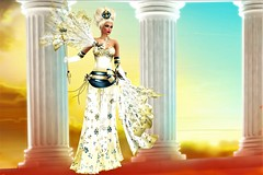 irrISIStible@VERSUS Event 4th round (Geoffrey Firehawk MR V♛ Belgium 2014) Tags: sl secondlife event irrisistible outfit queen accessories hairs mesh avatar attitude beauty fashion fashionpixel femalewear femaleclothing female model modeling mode mannequin