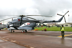 1001 Fairford 07/07/12 (Andy Vass Aviation) Tags: fairford polishnavy mil14 1001