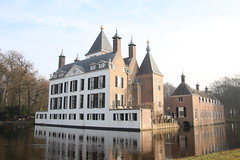 Castle Renswoude (DDG1994) Tags: castle kasteel renswoude utrecht holland netherlands nederland water trees park bomen tower house palace medieval europe canon eos 800d
