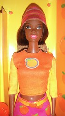 2003 Fruit Style Orange Christie (3) (Paul BarbieTemptation) Tags: 2003 fruit style barbie cherry orange christie