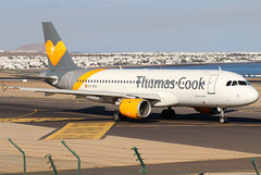EC-MVG (GH@BHD) Tags: ecnad airbus a320212 a320 a320200 tcx thomascookairlinesbalearics thomascookairlines ace gcrr arrecifeairport arrecife lanzarote aircraft airliner aviation