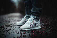 "Asics Gel Saga ""Zebra"" (b_represent) Tags: asics asicsgelsaga gelsaga zebra sneaker sneakers 90s vintage"