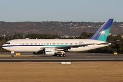 N767A Saudi Aramco Boeing 767-2AX(ER) (johnedmond) Tags: perth ypph westernaustralia saudi aramco boeing 767 b7672ax australia aircraft aviation aeroplane airplane airliner bizjet jet canon eos7d ef100400mmf4556lisiiusm