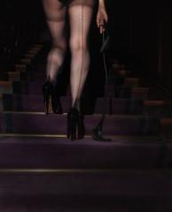 5135357 (Planspiel) Tags: legs shoes villa beine schuhe treppe stairs