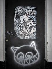 Faile / Bruxelles - 6 jan 2019 (Ferdinand 'Ferre' Feys) Tags: bxl brussels bruxelles brussel belgium belgique belgië streetart artdelarue graffitiart graffiti graff urbanart urbanarte arteurbano ferdinandfeys