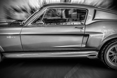 GT500 Shelby Eleanor (Miguel Angel Prieto Ciudad) Tags: ford car coche cars classic classiccar auto automobile automotive alpha3000 mirrorless motor madrid motorshow monochrome sonyalpha spain sony sonyalphadslr sportcar speed eleanor gonein60seconds black blancoynegro blackandwhite movie automovil film usa musclecar