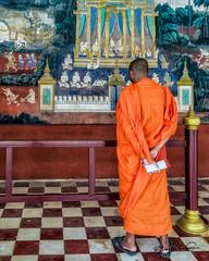 Monk (SdosRemedios) Tags: cambodia ancientkingdoms phenompenh phnompenh kh