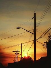 #Olympus #sunset #goldensky #sky #beautiful #contrast #yellow #orange #streetphotography #streetshot #silhouette #explorekamloops (Alex A Frost) Tags: olympus sunset goldensky sky beautiful contrast yellow orange streetphotography streetshot silhouette explorekamloops