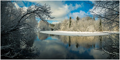 * * * (mvnfotos) Tags: breathtakinglandscapes winter karkkila finland