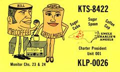 630048 (myQSL) Tags: cb radio qsl card 1970s