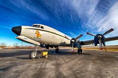 "N7780B, ""Aviator,"" Everts Air Fuel, Douglas DC-6A, PAFA/FAI, October 2018 (a2md88) Tags:"