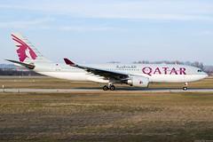 A7-ACL (Andras Regos) Tags: aviation aircraft plane fly airport bud lhbp spotter spotting qatar qatarairways airbus a330 a332