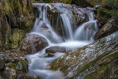 Bergbach (Amrue) Tags: valens landschaft filter bach langzeitaufnahme gewässer