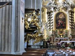 Kraków, Kościół św.Anny-IMG_0477p (Milan Tvrdý) Tags: kraków churchofstanna kościółśwanny poland polska cracow cracovia